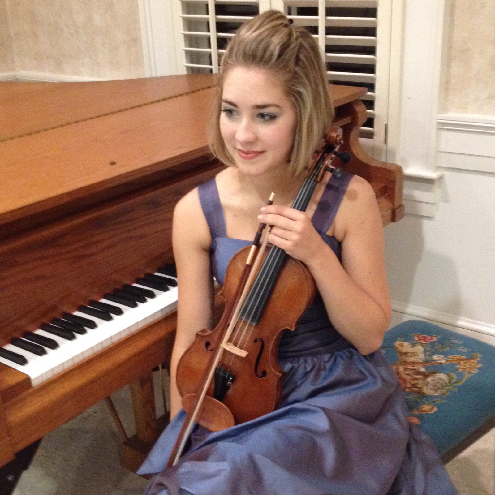 Meet the Palmetto Strings Musicians